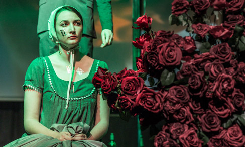 Teaserbild Theatertrailer 'Faust - Sweet Seduction' von Anne Hasselberg